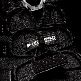 adidas TERREX GTX Shoes Kids core black/core black/vista grey
